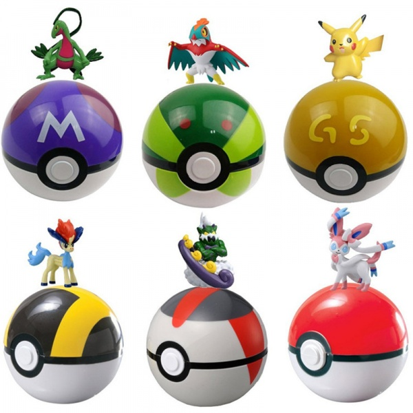 Cool Pokemon Balls Images